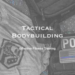 Tactical Bodybuilding